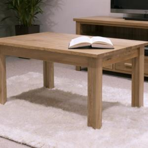 Lyon Oak 3 x 2 Coffee Table