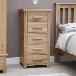 Opus Oak Wellington Chest