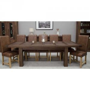 Walnut Large Extending Table