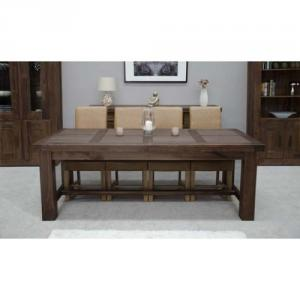 Walnut Grand Extending Table