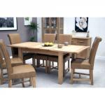Opus_Oak_Framed_Top_Twin_Leaf_Dining_Table_
