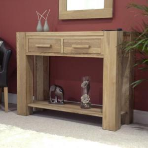 Trend Oak Console Table