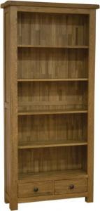 RUSTIC LARGE BOOKCASE