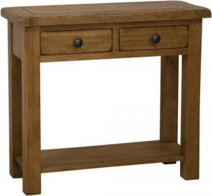 RUSTIC HALLCONSOLE TABLE