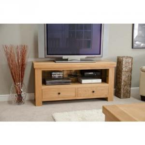 Bordeaux Oak TVPlasma Unit