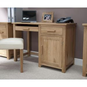 Opus Oak Small Desk