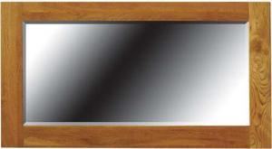Opus Oak 1500 x 750 Mirror