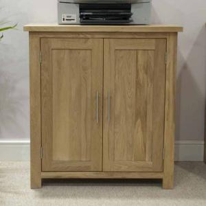 Opus Oak Printer Cabinet