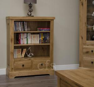 Deluxe Small Bookcase