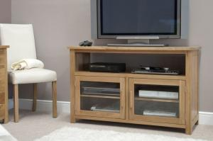Opus Oak Entertainment Unit