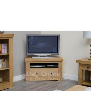Bordeaux Corner TV Unit