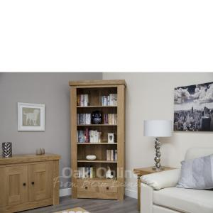 Bordeaux Large Bookcase with Drawers